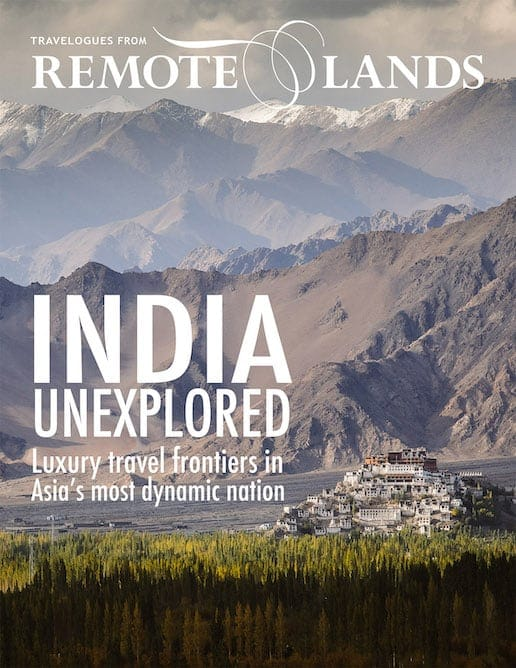 Travelogues magazine cover