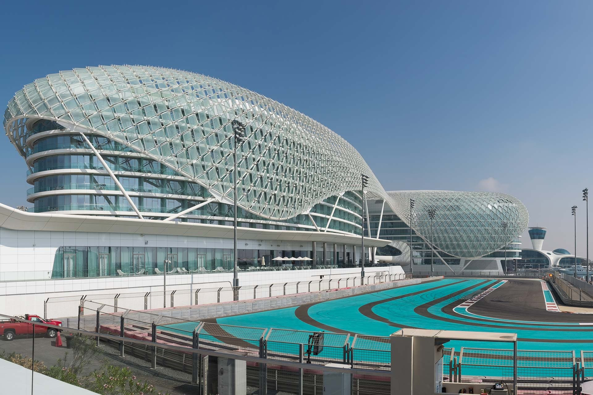 Ultra-Luxe Grand Prix in Abu Dhabi