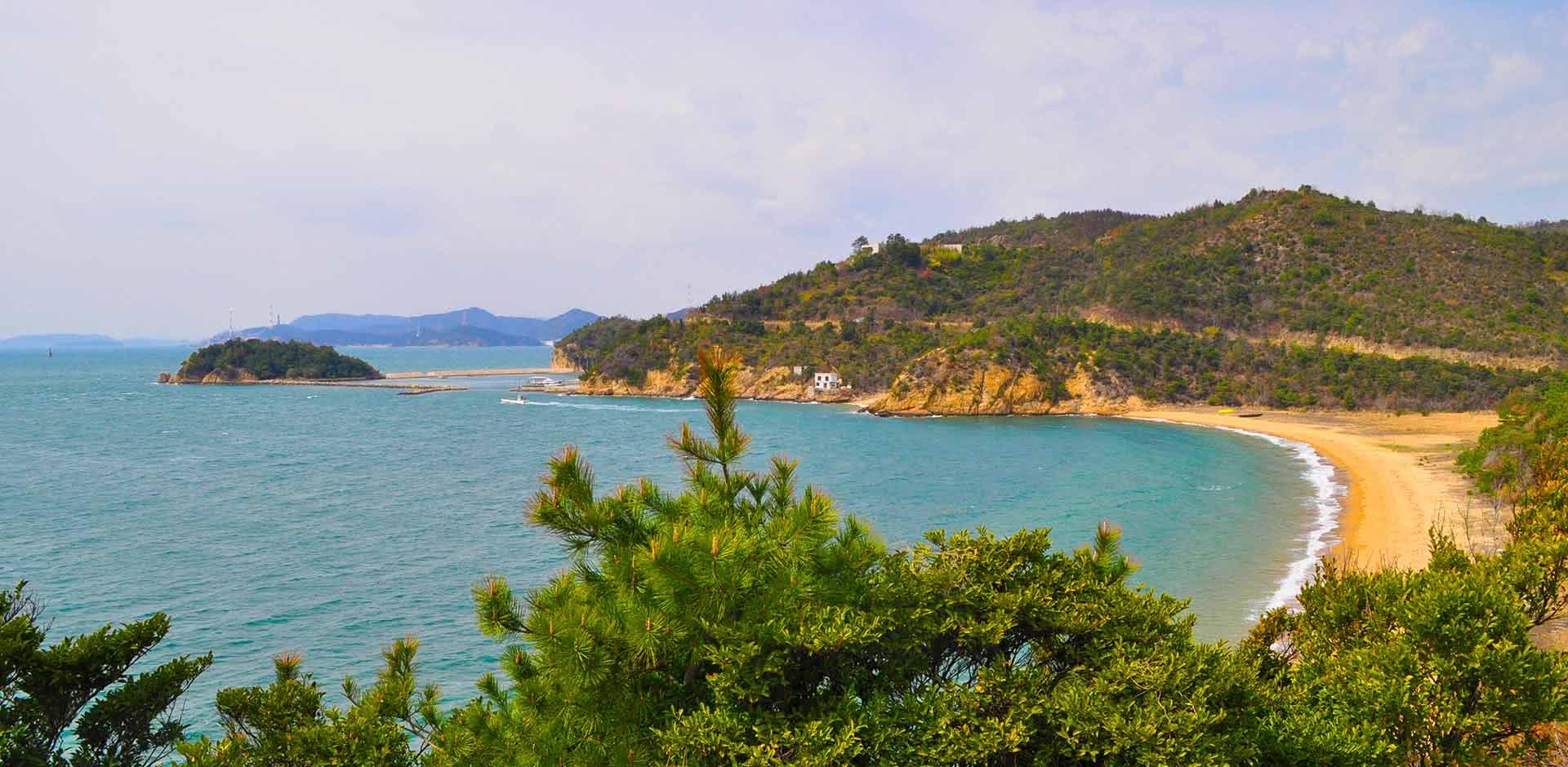 Naoshima & Seto Inland Sea Islands