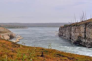 The Putorana Plateau: Siberia's Empty Quarter