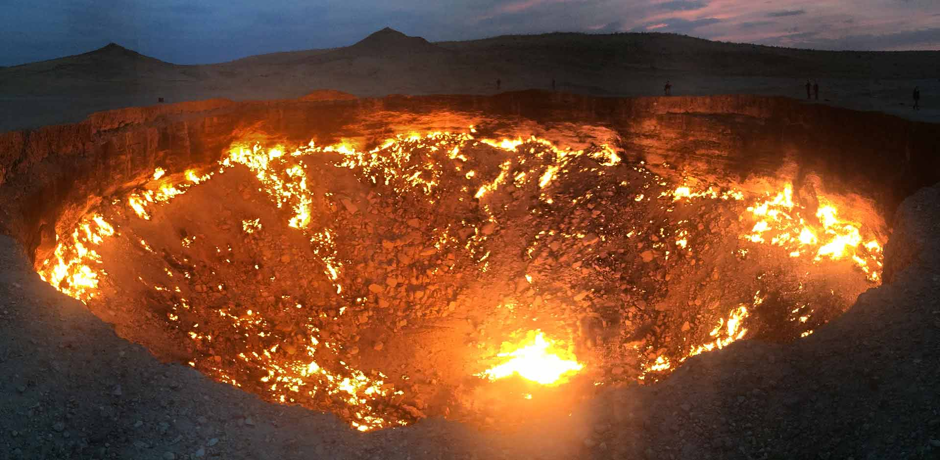 Darvaza (Door To Hell)