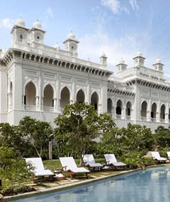 Taj Faluknama Palace