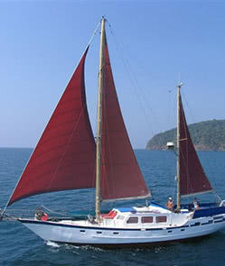 Boat Cruises in Mergui