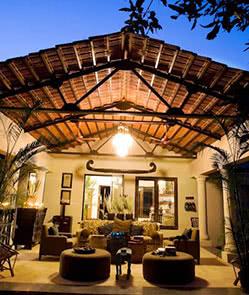 Taj Baghvan Lodge