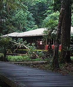 Bako National Park Lodges