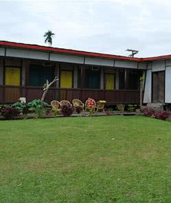 Ambunti Lodge