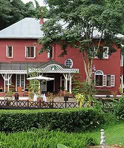 Kandawgyi Lodge