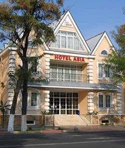 Asia Fergana Hotel