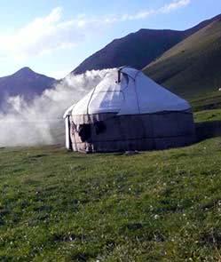 Kamandy Jailoo Yurt Camp