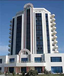 Turkmenbashy Hotel