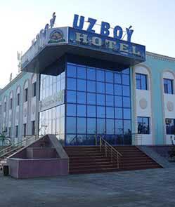 Uzboy Hotel (Dashoguz)