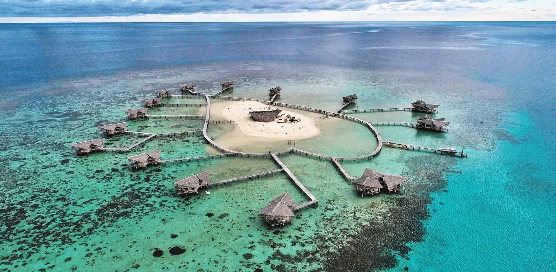 Pulau Cinta, Gorontalo, The Isle of Love, Pulo Cinta,