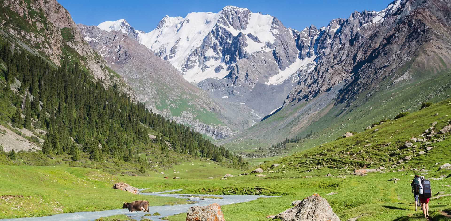 Best of Northern Kyrgyzstan | Luxury Kyrgyzstan Itinerary | Remote Lands
