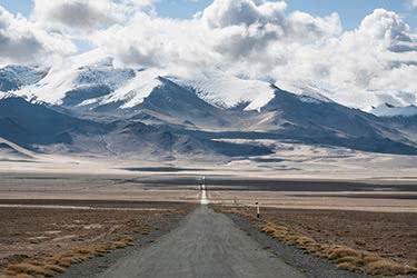 Pamir Highway Road Trip