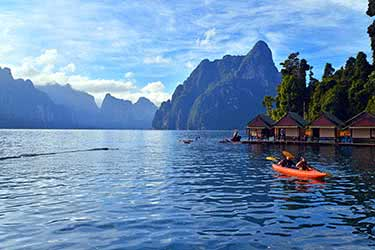 Floating Villas and Island Paradise in Thailand