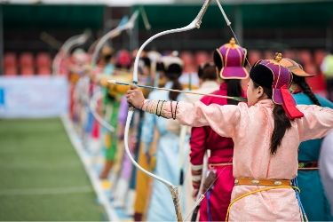 Mongolia's Naadam Festival & Altai Mountains