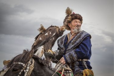 Golden Eagle Festival & the Altai Mountains