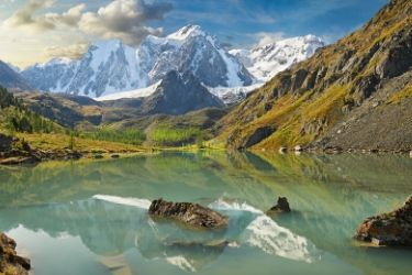 Really Remote Lands: Siberia, Western Mongolia & Northern China