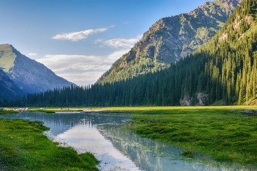 Classic Kyrgyzstan