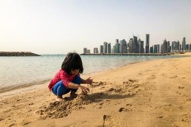 Qatar With Kids