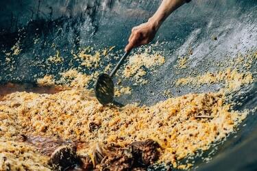 A Culinary Journey Across Uzbekistan