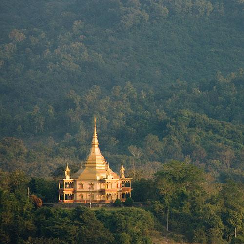 Aman Private Jet Expedition: Bali to Luang Prabang