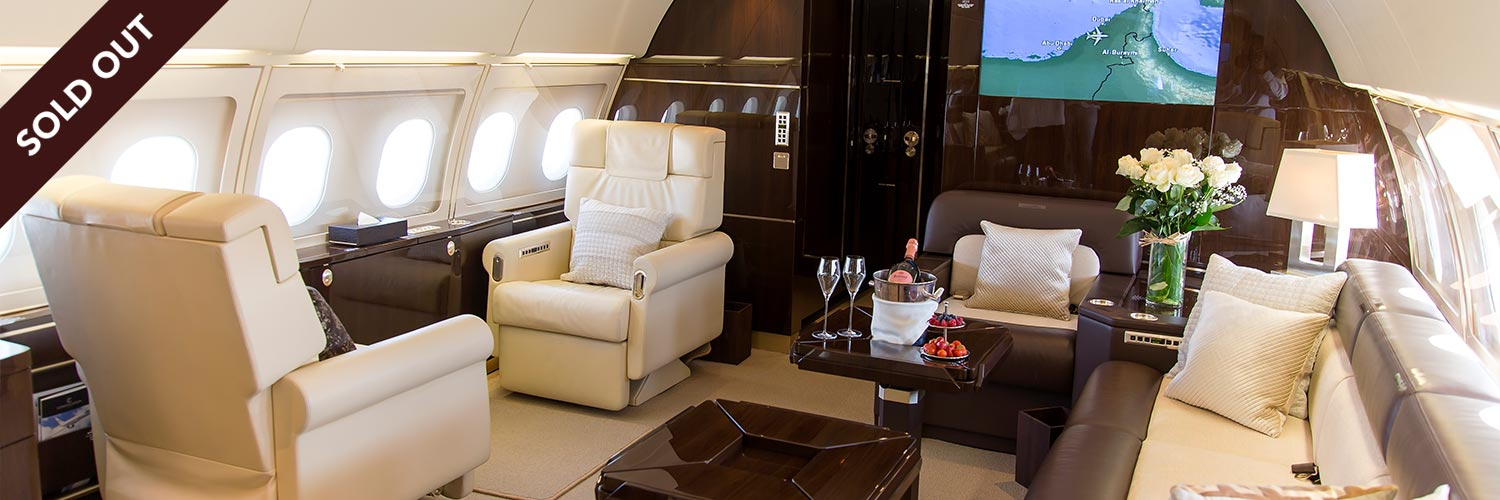 Aman Global Private Jet Expedition