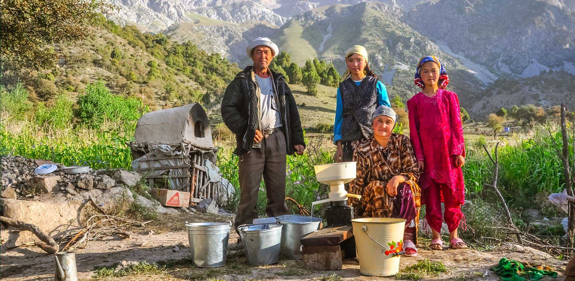 Arslanbob Valley