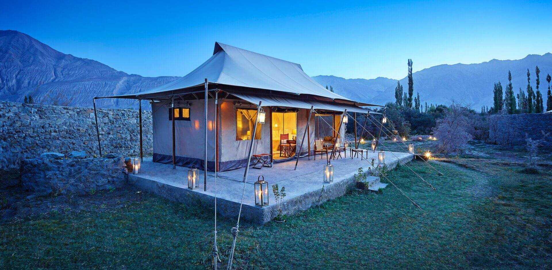 Chamba Camp Diskit
