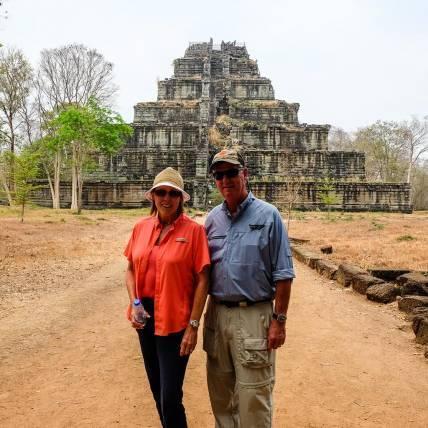 Couple from Washington - Aman Jet Expedition