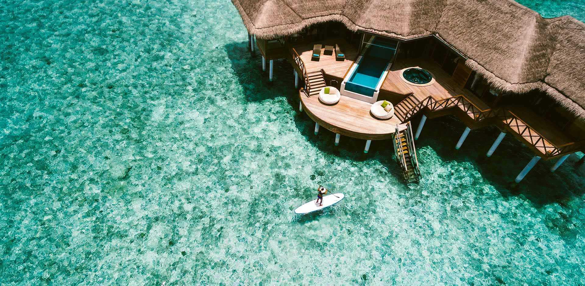 Resorts By Speedboat