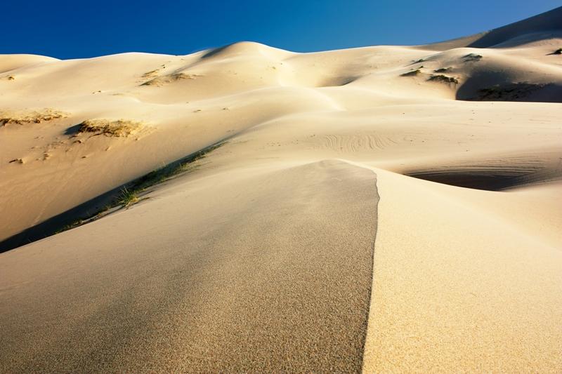 The desolate beauty of the Gobi Desert