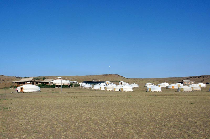 3 Camel Lodge in the South Gobi