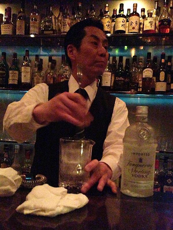 """A Kyoto """"Mixologist"""""""