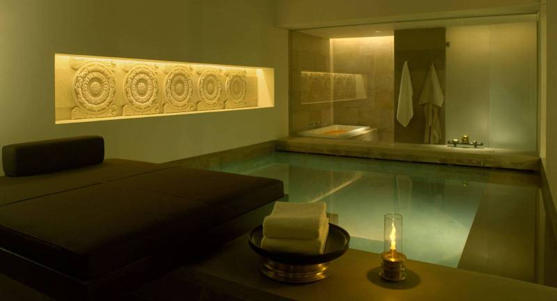 The Lodhi Pool Suite