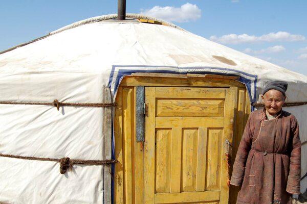 Adventures in the Mongolian Gobi