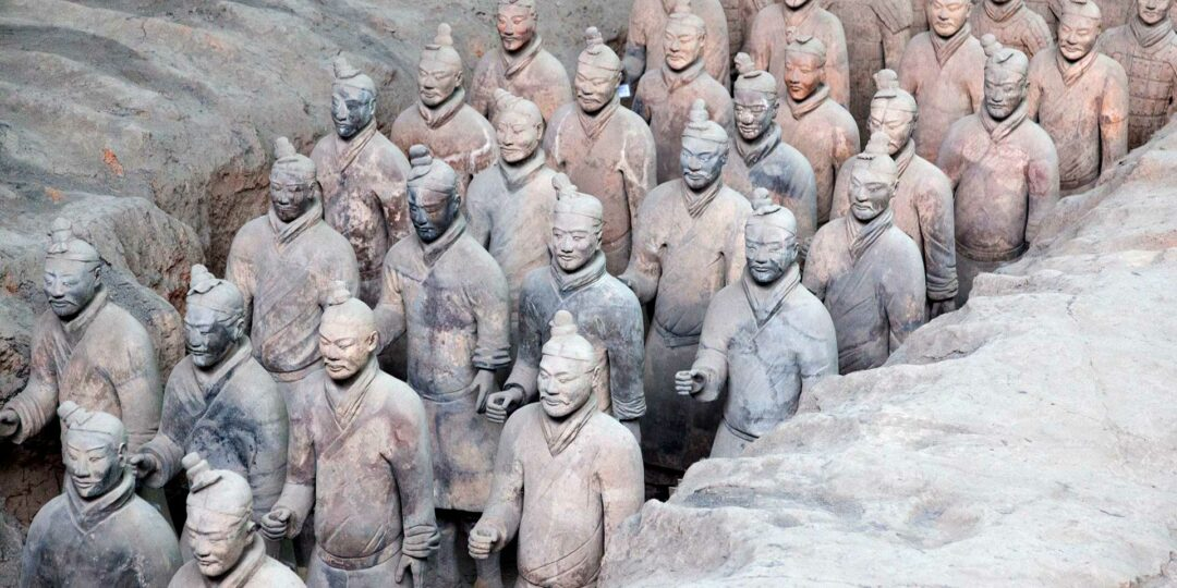 Face to Face With Chinese History in Xian