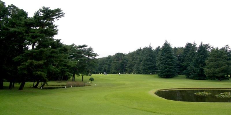 Tokyo Golf Club, Japan