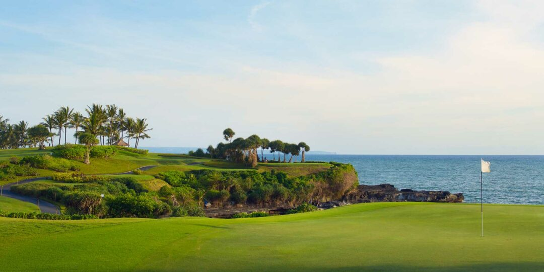 Five Amazing Asian Golf Courses