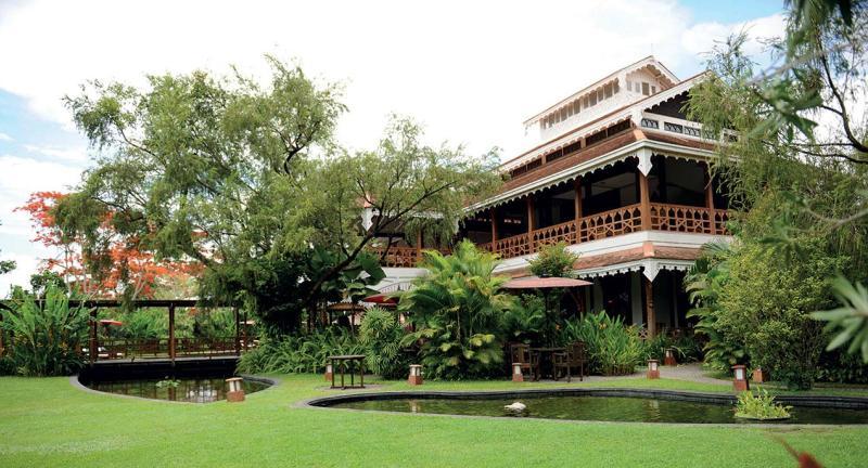 Governor's Residence, Yangon