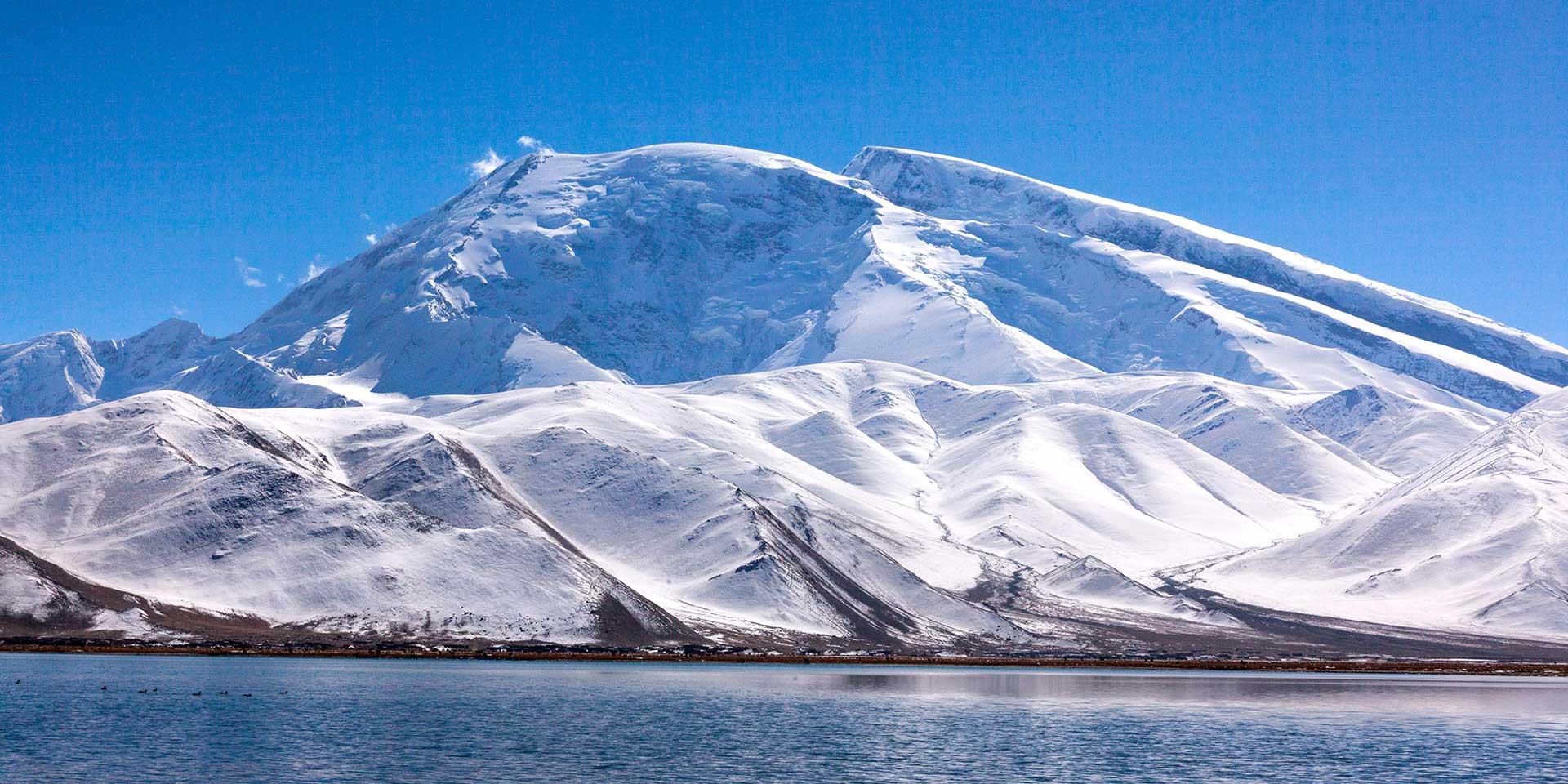 Image result for karakul lake