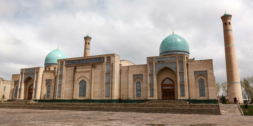Plov, Actually: A Wander around Tashkent