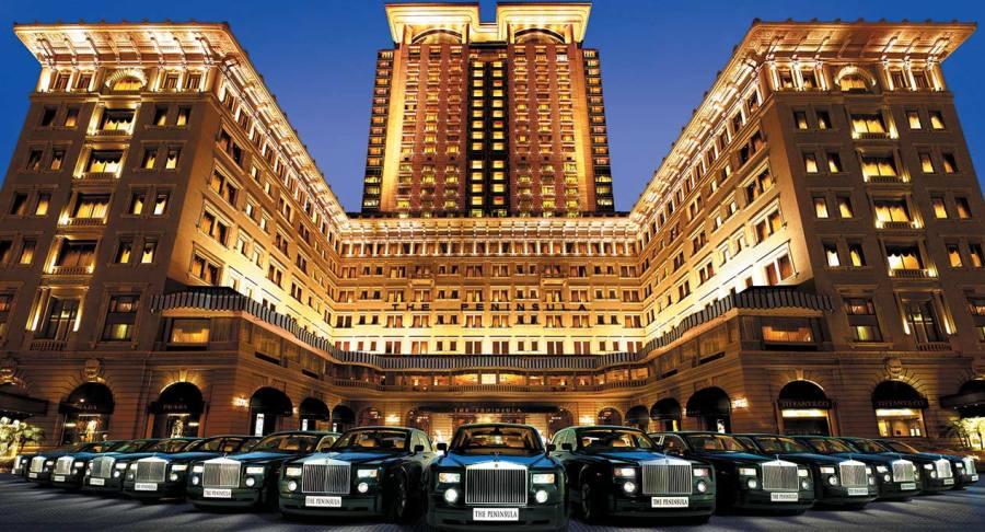 Six of the Best: My Hong Kong Hotel Picks