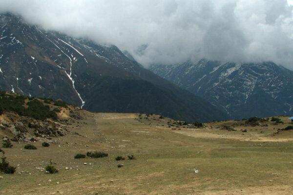 Trekking in the Everest Region in Nepal
