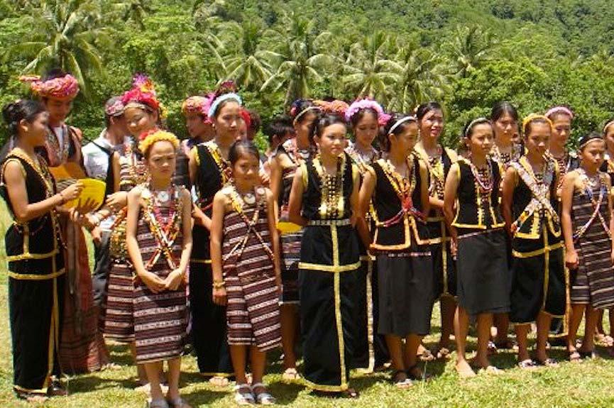 Malaysia-tribes