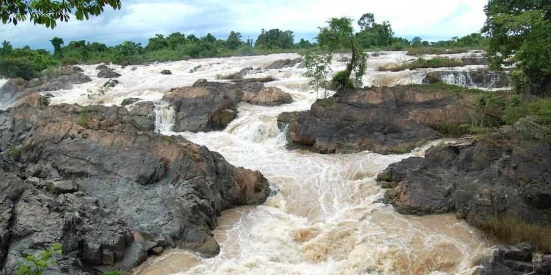 Zipping Through Southern Laos