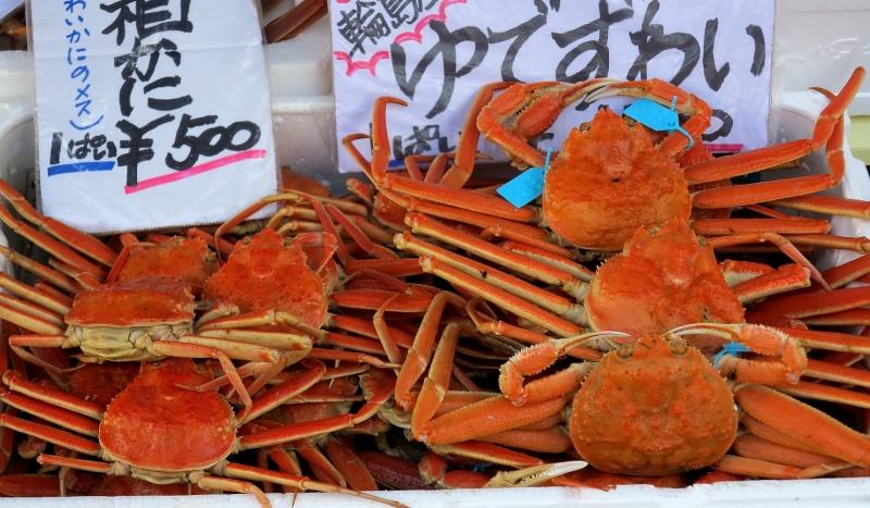 Noto's legendary crabs