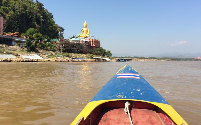 Along the Mekong to the Anantara