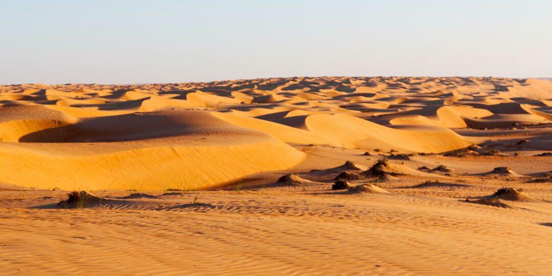 Landscapes of Oman