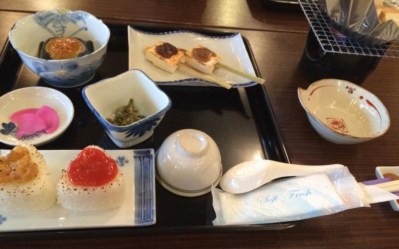 Lunch at Miso Restaurant